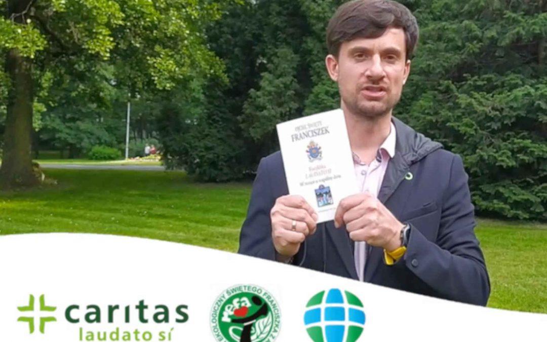 Wzywając polskich świeckich  katolików oraz duchownych do #ReadingLaudatoSi