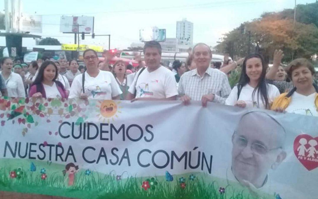 Inspirando a próxima geração da Bolívia com a Laudato Si'